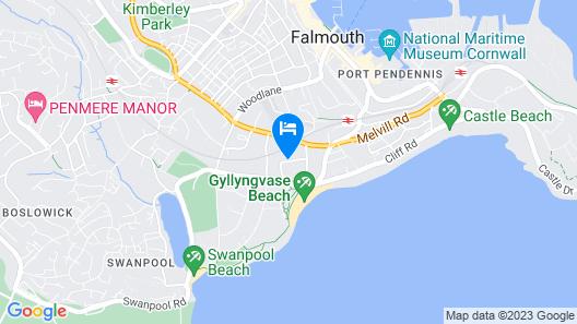 St Michael's Resort Map