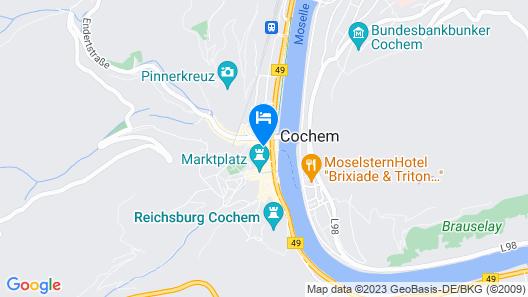 Hotel Cochemer Jung Map