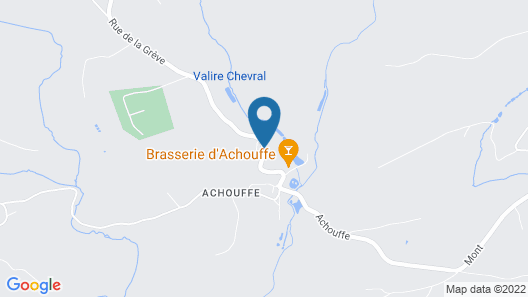 Luxurious Villa in Houffalize With Sauna Map