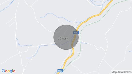 4 Bedroom Accommodation in Dürler Map