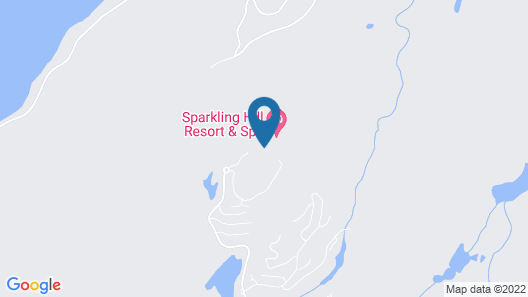 Sparkling Hill Resort and Spa - Adults Only Map