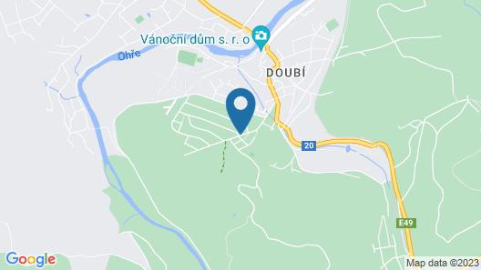 VILLA BRICOLA - Boutique Apartments Map