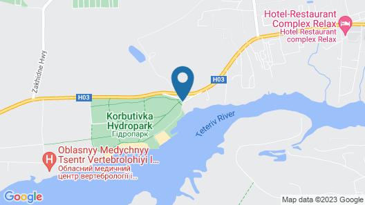 Dubki Hotel Complex Map