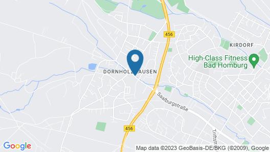 Hotel Adler Map