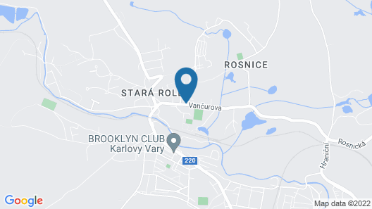 Bluestars Home Map