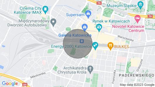 Studio Apartment City Center-self Check in 24h Map