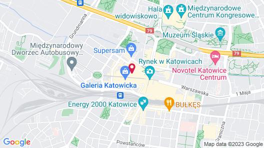 Follow the rabbit Apartment Map