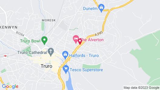 The Alverton Map