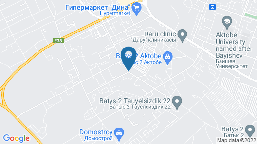 Apartmanets Map