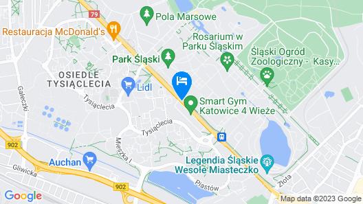 ActivPark Apartments Map