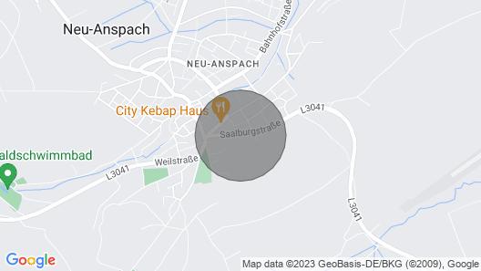 Helle, Moderne und neu Renovierte 77m² Große Wohnung Map