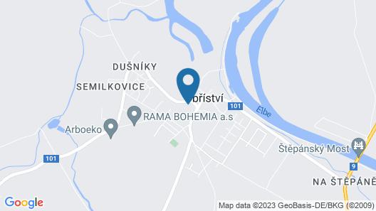 Na Kmíně Map