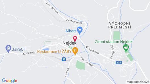 Hotel Anna Map