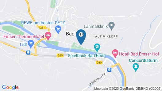 Apartments an der Römerstraße 37 Map