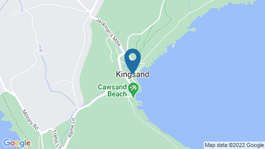 Halfway House Inn Map
