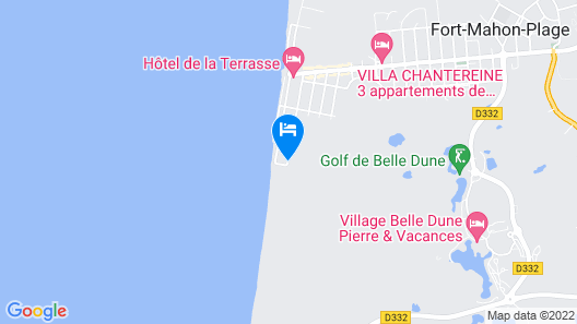 Apartment in new Luxury Residence With sea View, Map