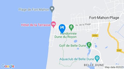 La Formahonnaise Map