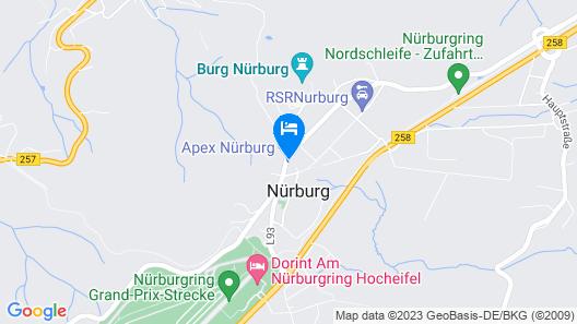Apex Nürburg Map