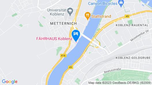 FÄHRHAUS Map
