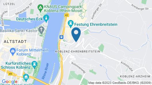 Hotel Sessellift Map