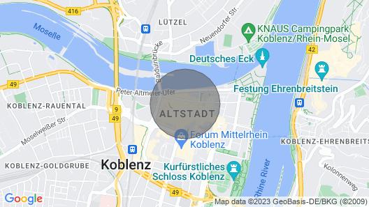 Altstadt Apartment Mehlgasse 15/1 OG Right Map