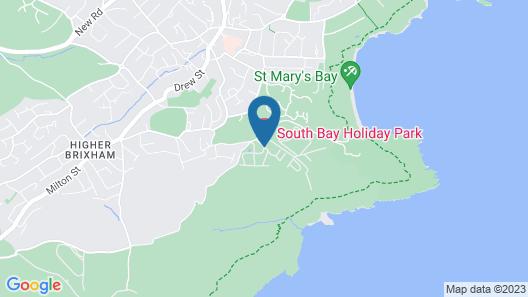 South Bay Holiday Park Map