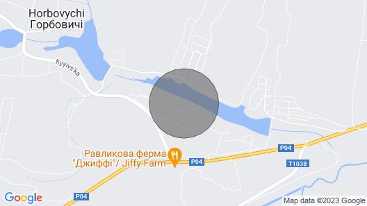 Lake House Near Kiev Map
