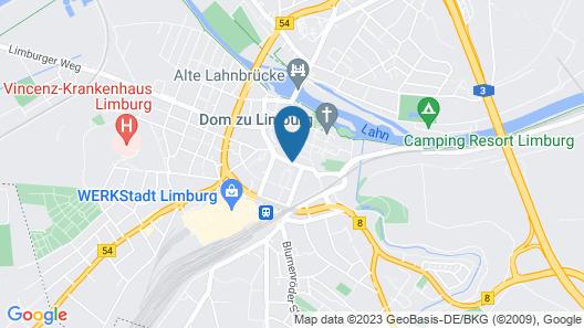 Dom Hotel Limburg Map
