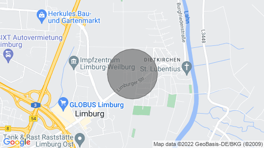 Limburg: TOP Apartment 75 sqm With Balcony in Quiet Vorz. Location Map