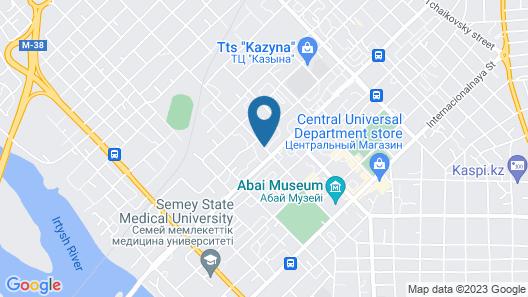 Alina Hotel Map
