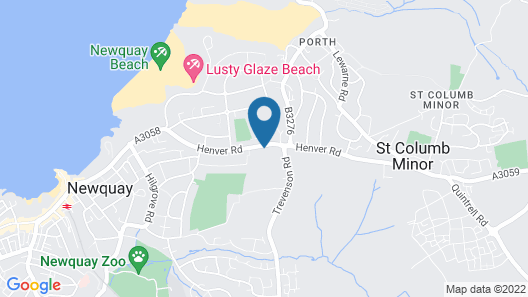 OYO Godolphin Arms Hotel Map