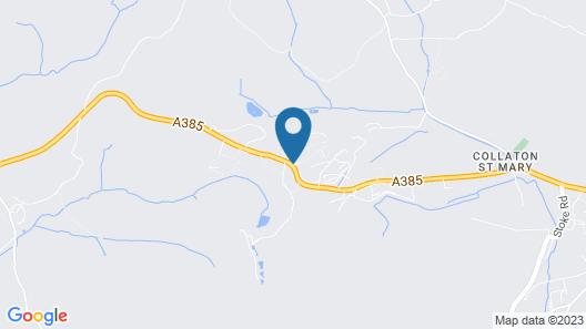 Devon Hills Map