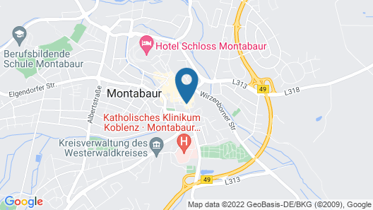Limehome Montabaur Map