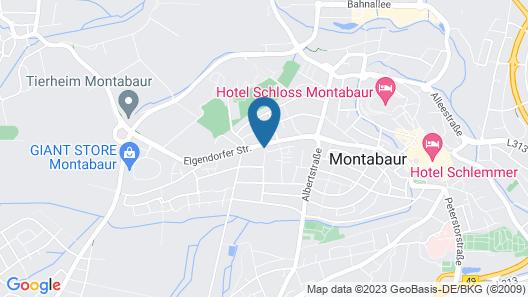 Hotel Löwenguth Map