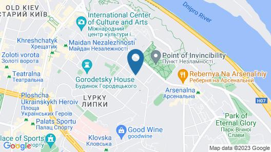 Natsionalny Map
