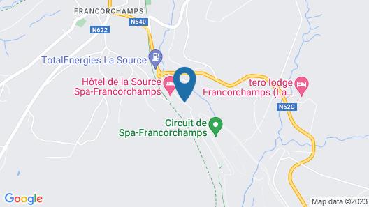 Hotel de la Source Map