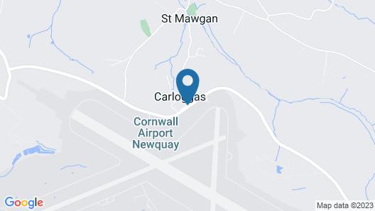 The Smugglers Inn Map
