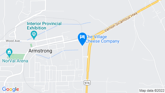 Armstrong Inn Map