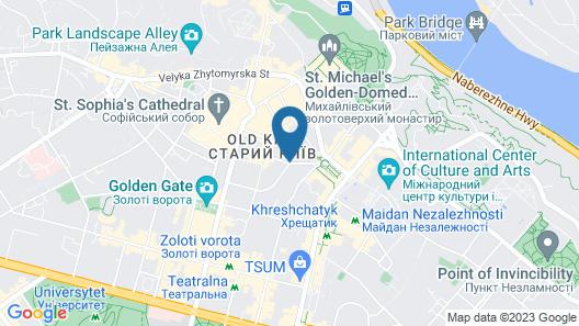 Senator Maidan Map
