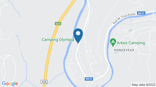 Camping Olympia Map