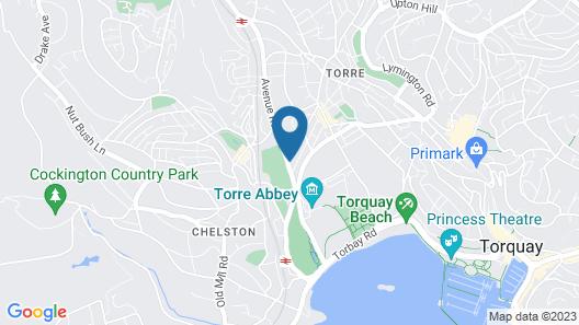 The Berburry Map