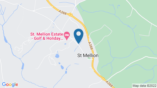 St. Mellion Estate Map
