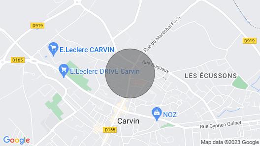 Gite Cosy 5 Personnes, 20 Minutes de Lille Map