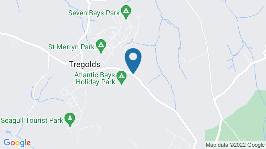 Atlantic Bays Holiday Park Map