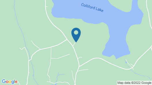 HIGHER SEARLES DOWN Map