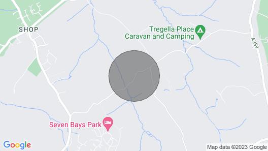 Tresallyn Cottage - One Bedroom House, Sleeps 2 Map