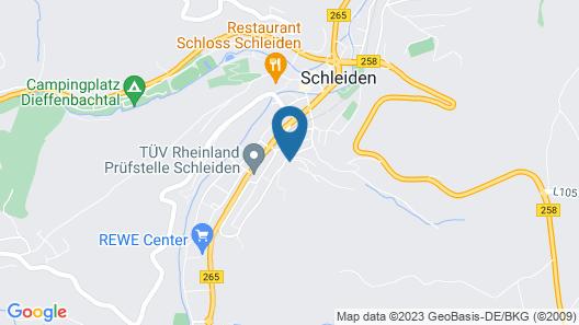Ferienhaus Paulus Map