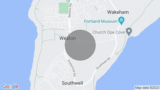 Quarry Trails, Easton, Portland Map
