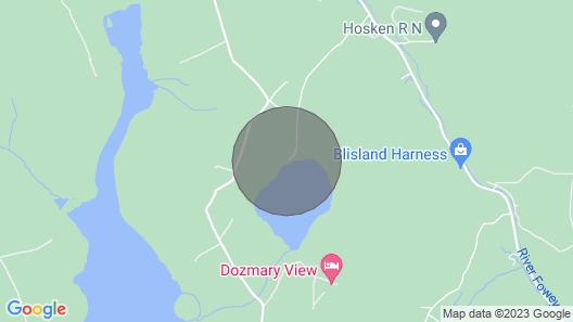 Dozmary Pool Barn Map