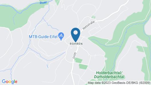Hotel De Lange Man Map